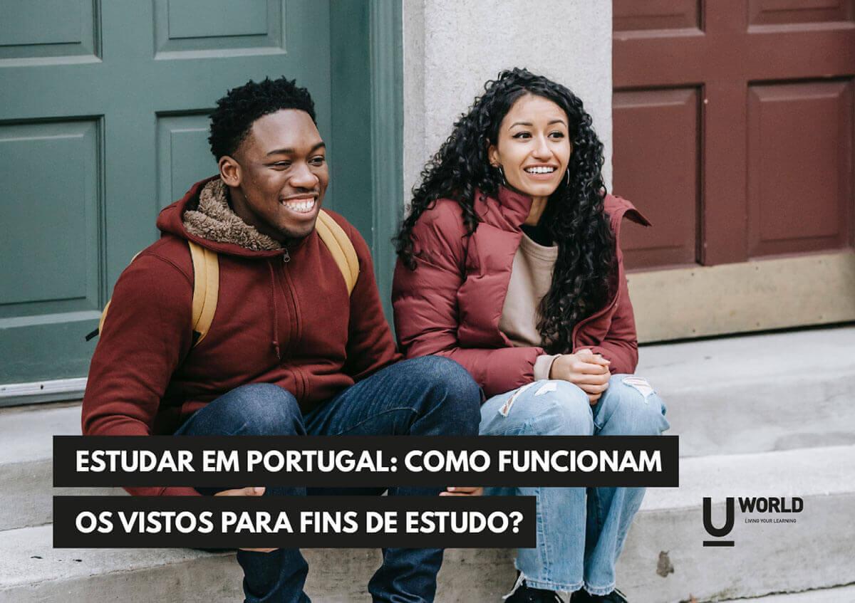 Estudar em Portugal: como funcionam os vistos para fins de estudo?